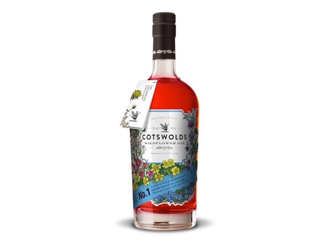 Cotswold Distillery Wildflower Gin No. 1