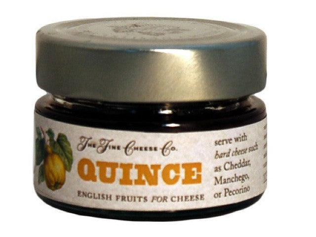 Quince Fruit Purée for Cheese is available from the Cotswold Cheese Company. A local Cotswolds shop in the heart of the Cotswolds