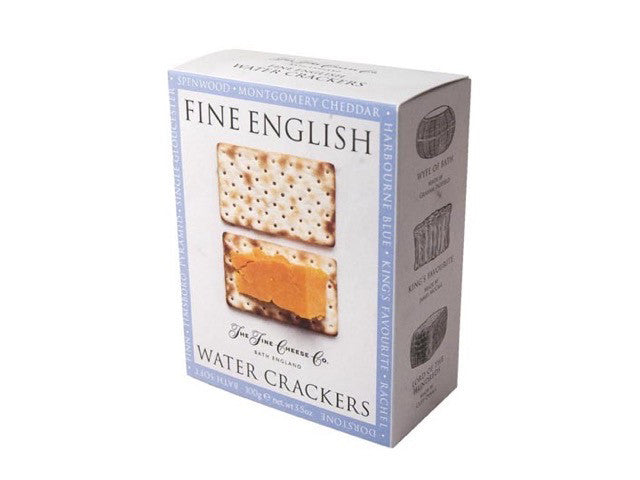 Fine English Water Crackers