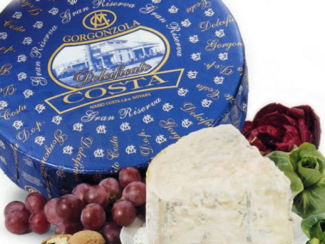 Gorgonzola Gran Riserva Mario Costa is available from the Cotswold Cheese Company. A local Cotswolds shop in the heart of the Cotswolds