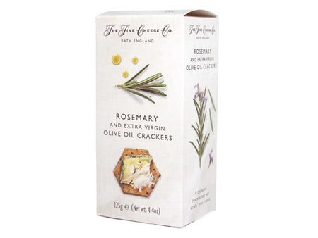 Fine Cheese Co Rosemary & Extra Virgin Olive Oil Crackers
