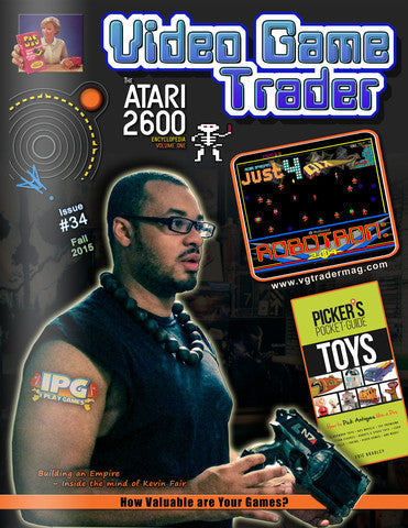 Black Friday Special: 50% off Video Game Trader Magazine