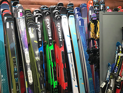 What to Look for in Used Ski Gear