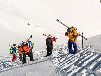 Backcountry Skiing Checklist
