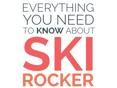 Different Kinds of Ski Rockers