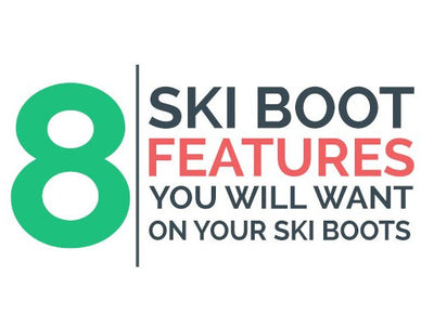 Ski Boot Features