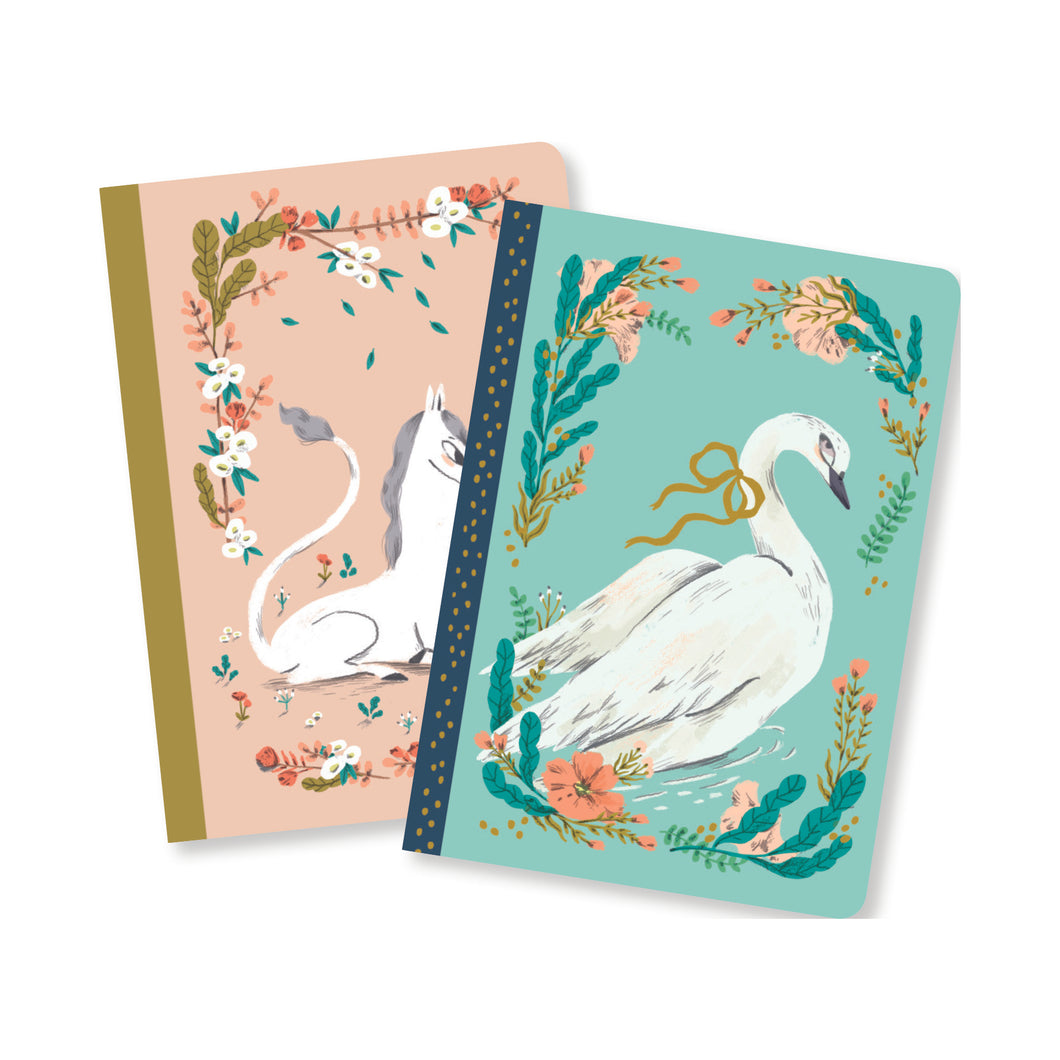 Lucille set of 2 mini notebooks