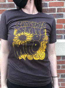 Sunflower State of Mind tee