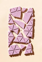 Load image into Gallery viewer, Lavender Chocolate Bar
