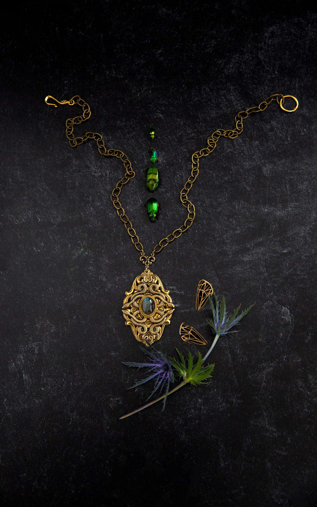 Midgard Serpent Necklace