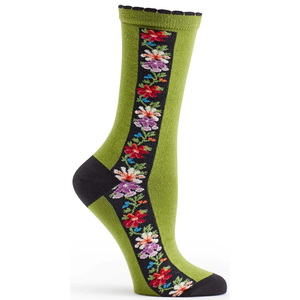 Anis Nordic Stripe Socks