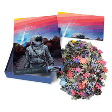 Load image into Gallery viewer, Rainbow One Puzzle 500 pc