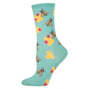 Busy bee women's socks