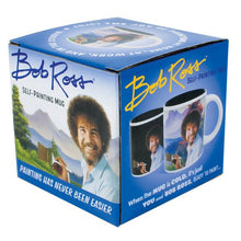 Load image into Gallery viewer, Bob Ross heat changing mug