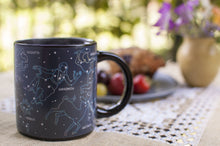 Load image into Gallery viewer, Constellation heat changing mug