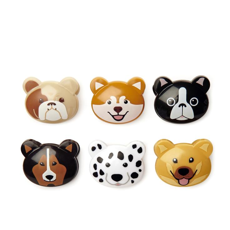 Dog bag clips