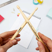 Load image into Gallery viewer, Drumstick Set of 2 Pens
