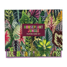 Load image into Gallery viewer, Houseplant jungle playing cards