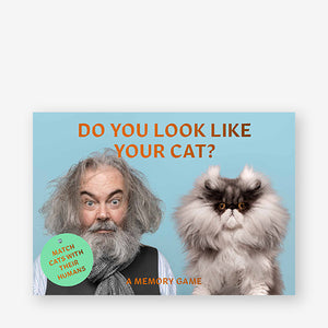 Do You Look Like Your Cat? Matching Game
