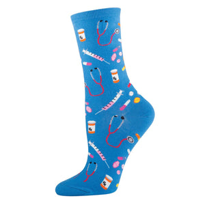 Meds women's socks