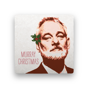 Murray Christmas coaster