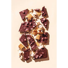 Load image into Gallery viewer, Campfire S'mores Chocolate Bar