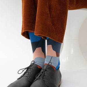 Multico puzzle socks