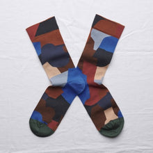 Load image into Gallery viewer, Multico puzzle socks