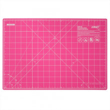 "Load image into Gallery viewer, Rotary Mat 18"" x 12"" Pink"