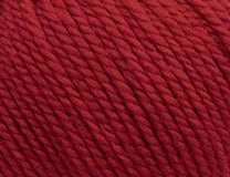 Merino Magic - Chunky - Cherry Red - 16ply
