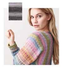 Load image into Gallery viewer, Granite Peak Knitted Edge to Edge Cardigan Kit