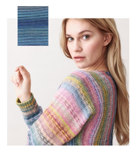 Load image into Gallery viewer, Niagara Knitted Edge to Edge Cardigan Kit