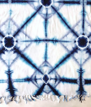 Load image into Gallery viewer, Shibori Scarf by Debbie Maddy #2
