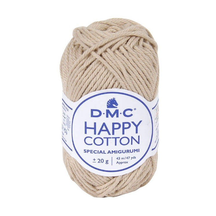 Happy Cotton 20g - Sandcastle