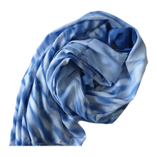 Load image into Gallery viewer, Shibori Scarf by Debbie Maddy #3