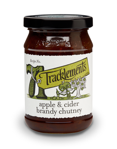 Tracklements Apple & Cider Brandy Chutney 320g