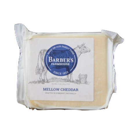 Barbers Farmhouse Mellow Cheddar 320g