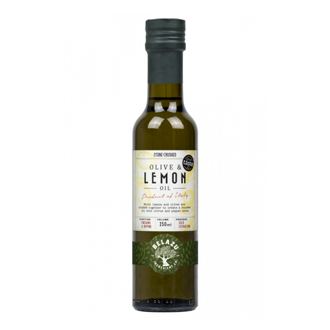 Belazu Extra Virgin Lemon Infused Olive Oil 250ml