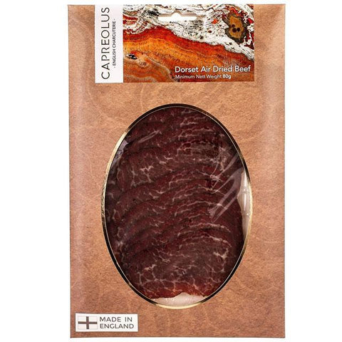 Capreolus - Dorset air-dried beef 80g