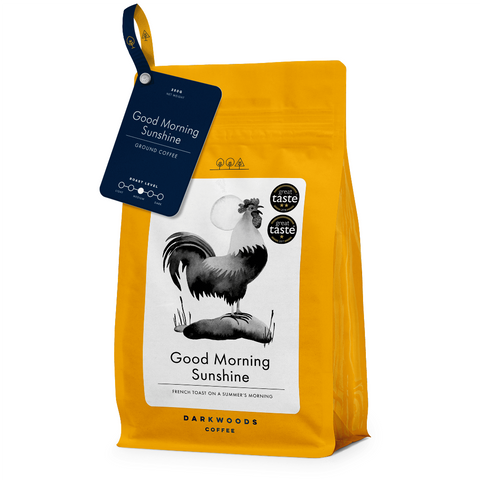 Darkwoods Good Morning Sunshine Beans 250g