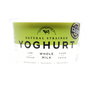 The Dorset Dairy Co Whole Milk Strained Yoghurt 500g