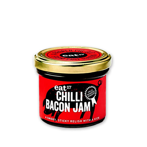 Eat 17 Bacon Chilli Jam 110g