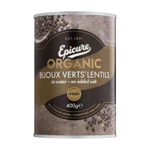 Epicure Organic Haricot Beans in Water 400g