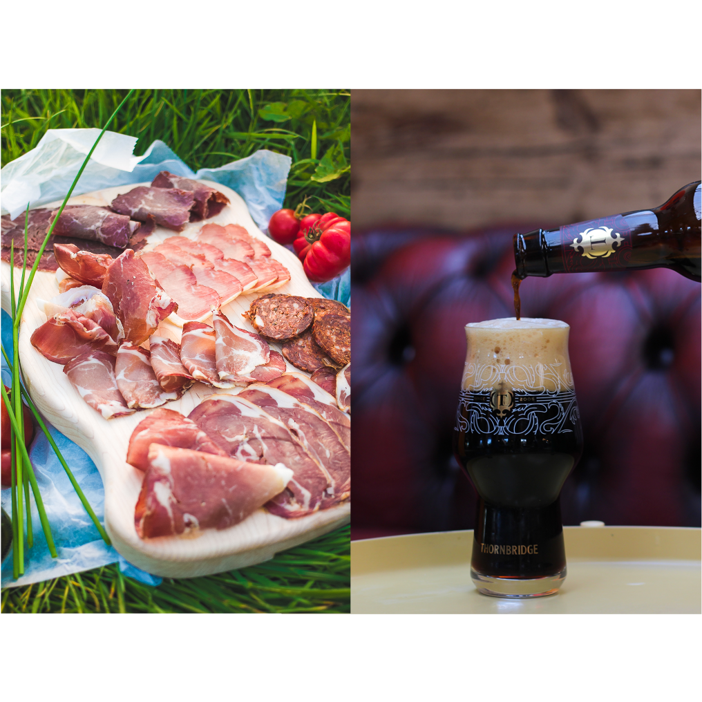Beer & Charcuterie Tasting - 25th Feb (Online Event)