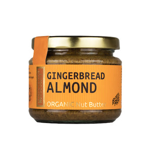 Nutcessity Gingerbread Almond Organic Nut Butter 180g