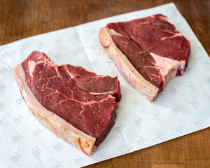 Turner & George Rump Steak 2 x 400g