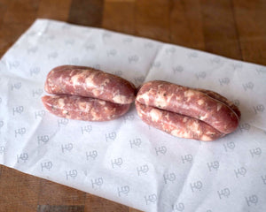Turner & George Sausages - Breakfast Pigs x 6