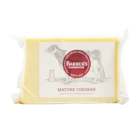 Barbers Farmhouse Mature Cheddar 320g