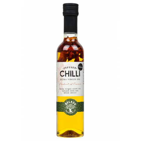 Belazu Extra Virgin Chilli Infused Oil 250ml
