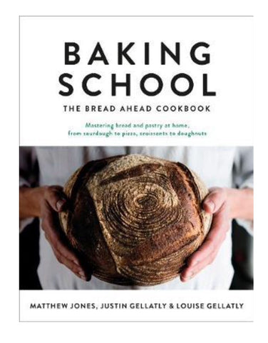 Baking School - The Bread Ahead Cookbook